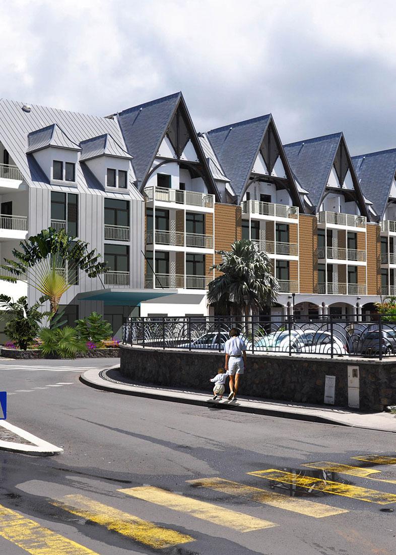 Résidence Santa Apolonia – Saint-Leu – Résidence de tourisme